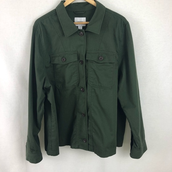 Old Navy Jackets & Blazers - Old Navy Army Green Jacket XXL
